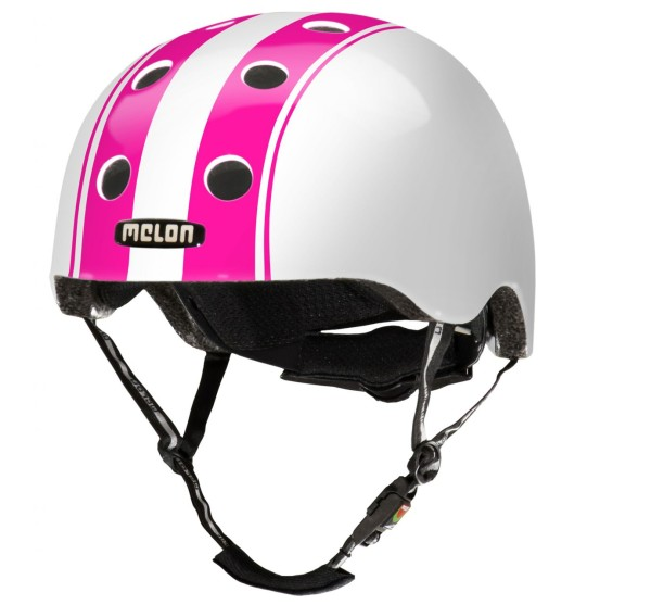 Melon | Helm | Double | Weiss Pink