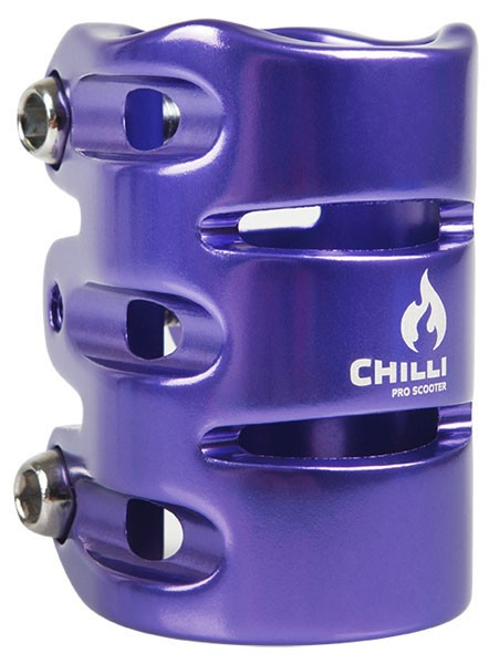 Chilli Pro Scooter   Clamp 7000 SCS   Violet