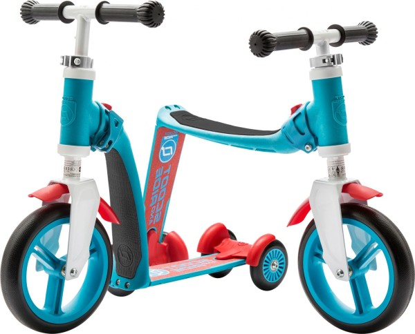 Scoot and Ride   Highwaybaby Plus   Blau-Rot