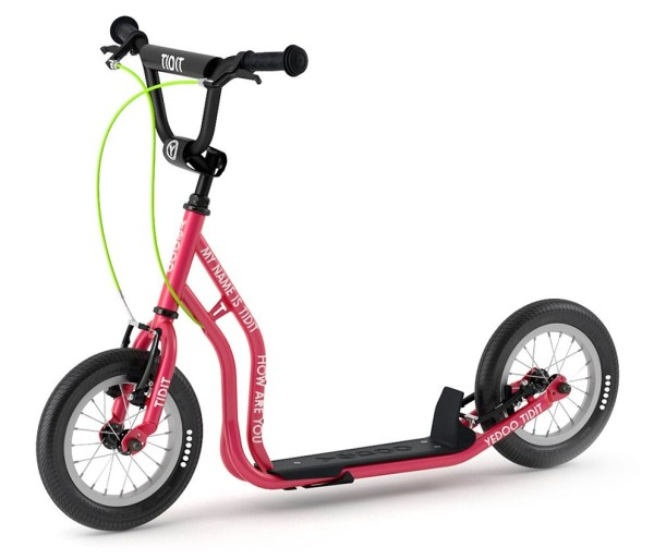 Yedoo | Scooter | Tidit | Pink