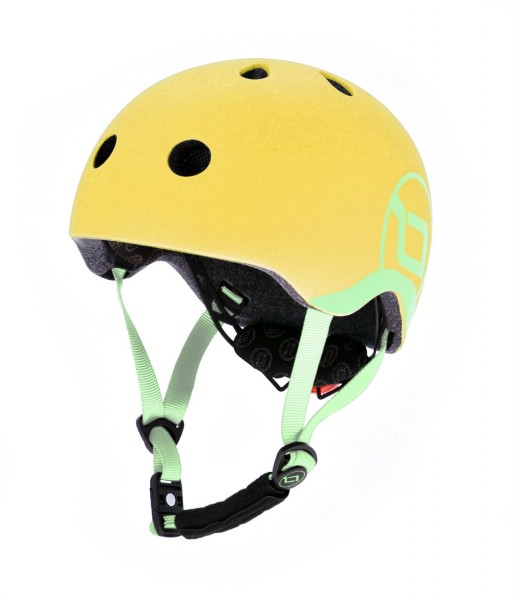 Scoot and Ride | Helm | Lemon