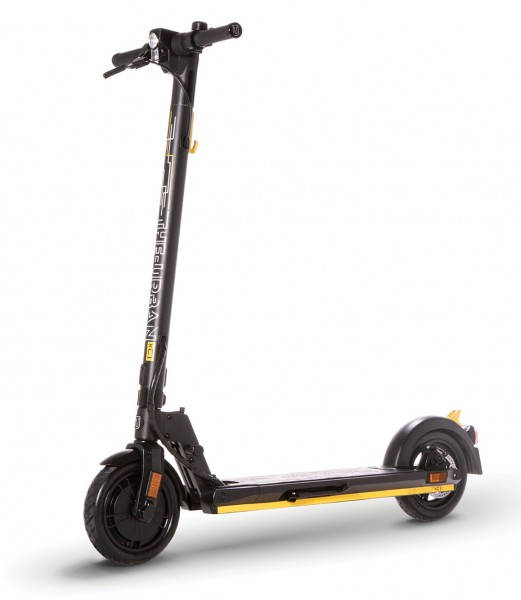 The Urban | Elektro Scooter | xC1 | Schwarz-gelb