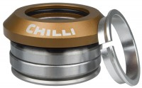 Chilli Pro Scooter | Headset | Gold