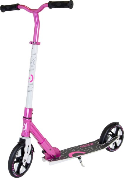 Motion Scooter   Speedy   Weiss Pink