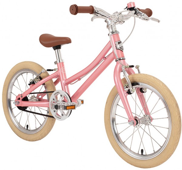 Siech Cycles   Kindervelo 16-Zoll   rose
