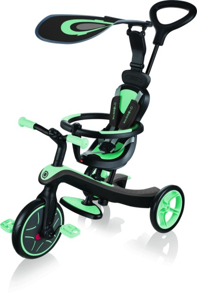 Globber | Trike Explorer 4 in 1 | Mint