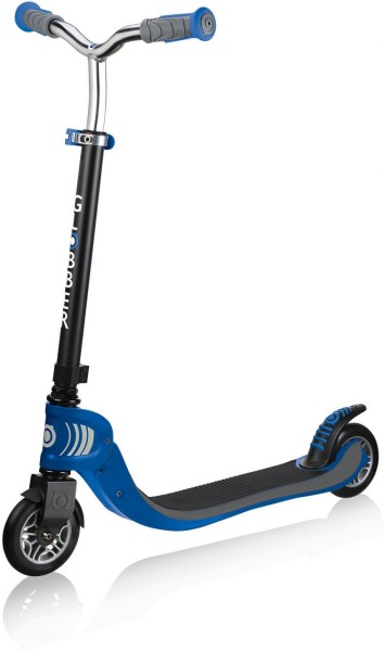 Globber | Scooter | Flow 125 | Foldable | Schwarz-Marineblau