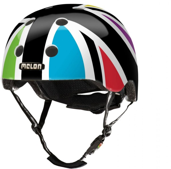 Melon | Helm | Union Jack Harlekin
