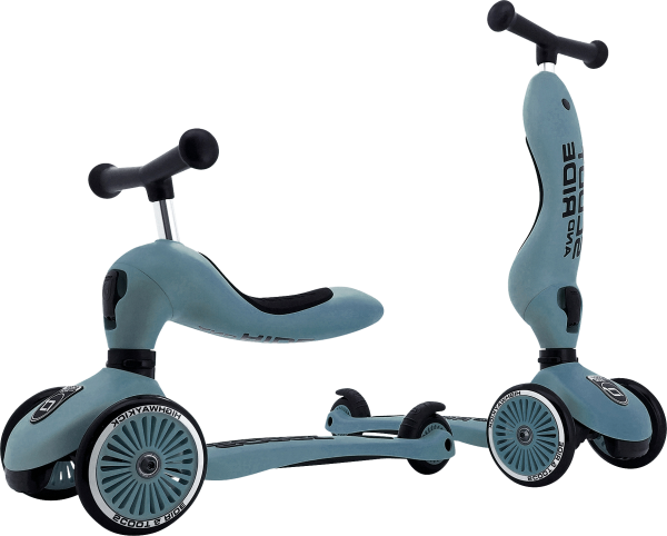 Scoot and Ride | Highwaykick 1 | Steel